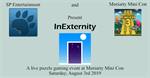 Join us for Moriarty Mini Con and InExternity!